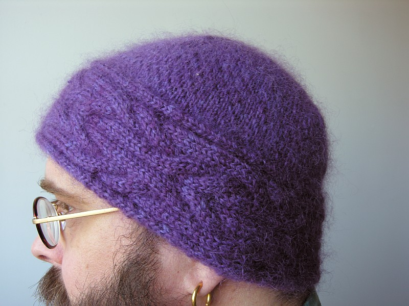 Free Knitting Pattern: The London Beanie - Free Patterns and More